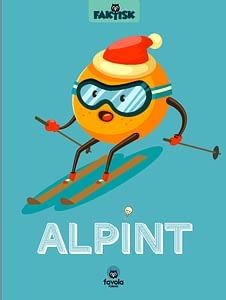 Alpint forside