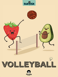 Forside volleyball