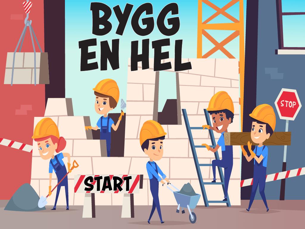 Bygg en hel