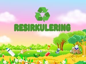Resirkulering spill