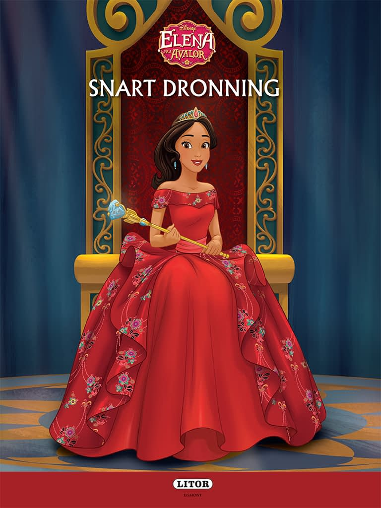Elena - Snart Dronning