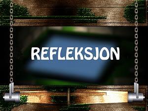 Refleksjon spill