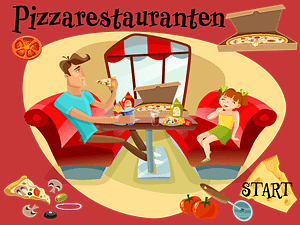 Pizzarestauranten