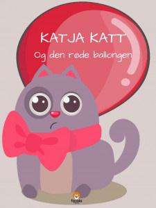 Katja Katt og den røde ballongen