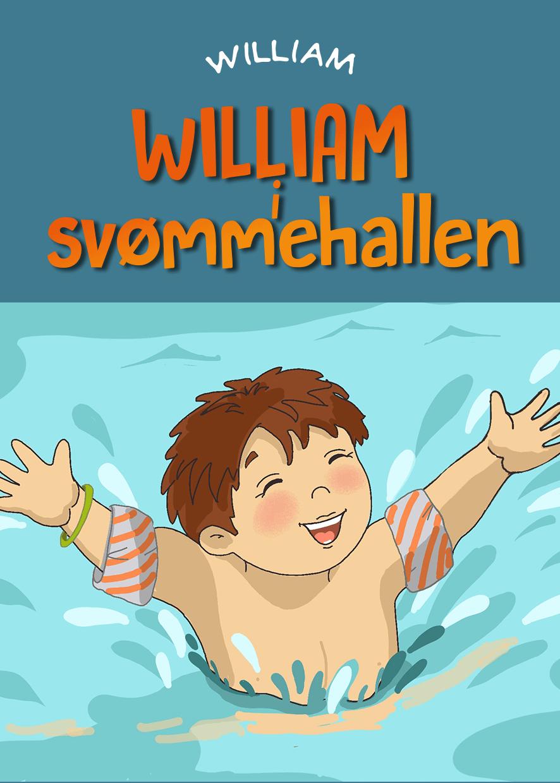 William i svømmehallen cover ebok