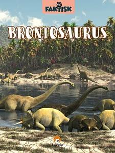 Forside brontosaurus