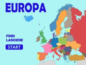 Europa_spill