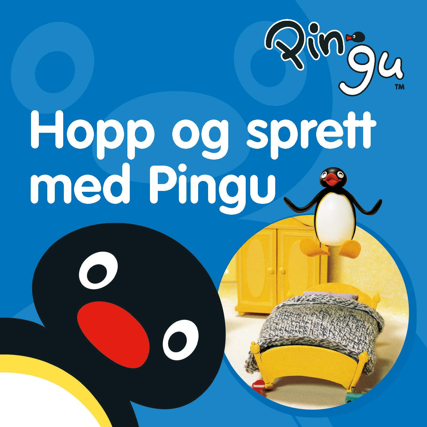 Hopp og sprett med Pingu