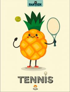 Tennis forside