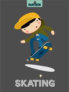 Forside skating