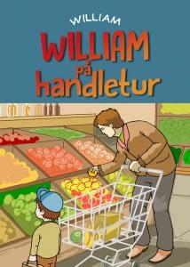 William på handletur