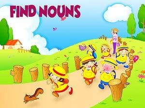 Find nouns spill