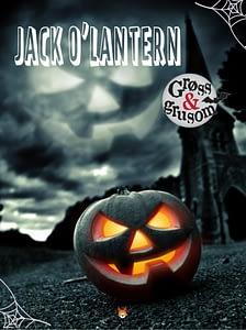 Jack O'Lantern forside