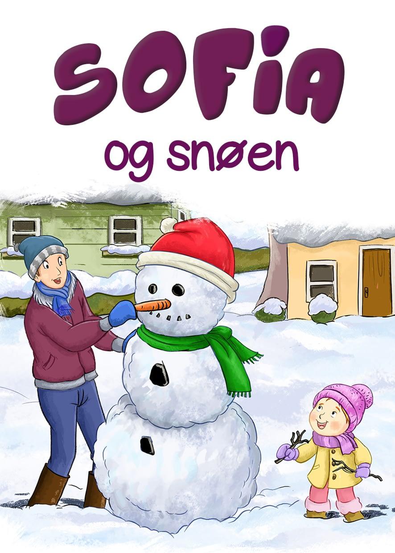 Sofia_og_snøen