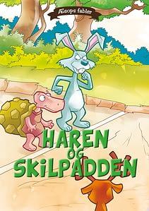 Haren og skilpadden bildebøker