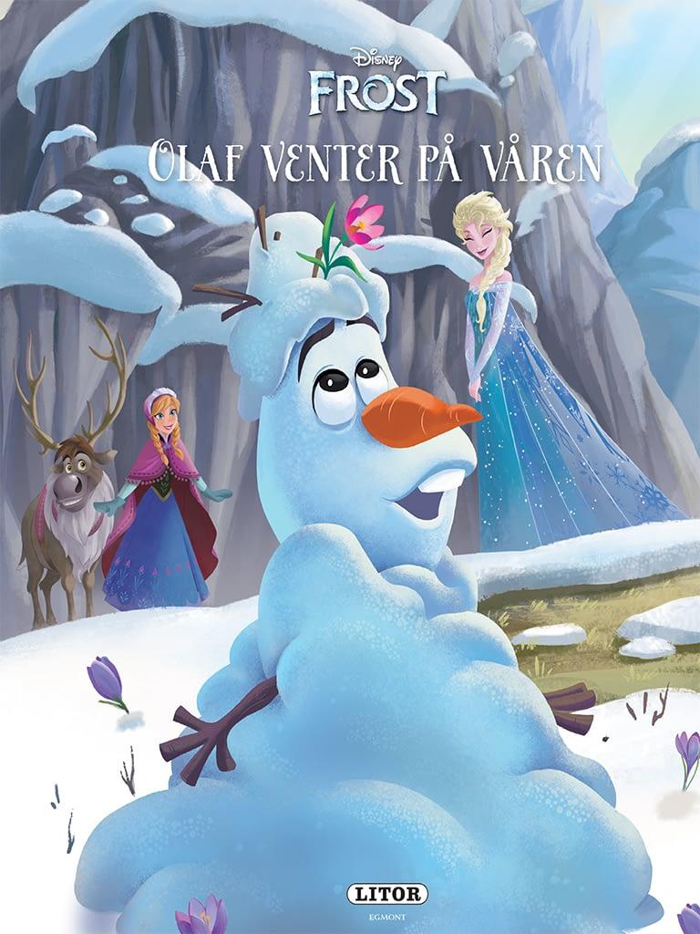 Frost - Olaf venter på våren