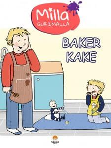 Forside stående Baker kake